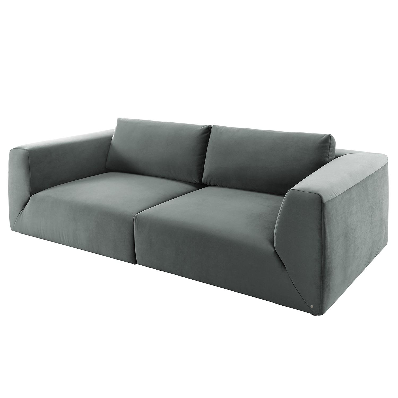 home24 Bigsofa Big Cube Style | Wohnzimmer > Sofas & Couches > Bigsofas | Grau | Tom Tailor