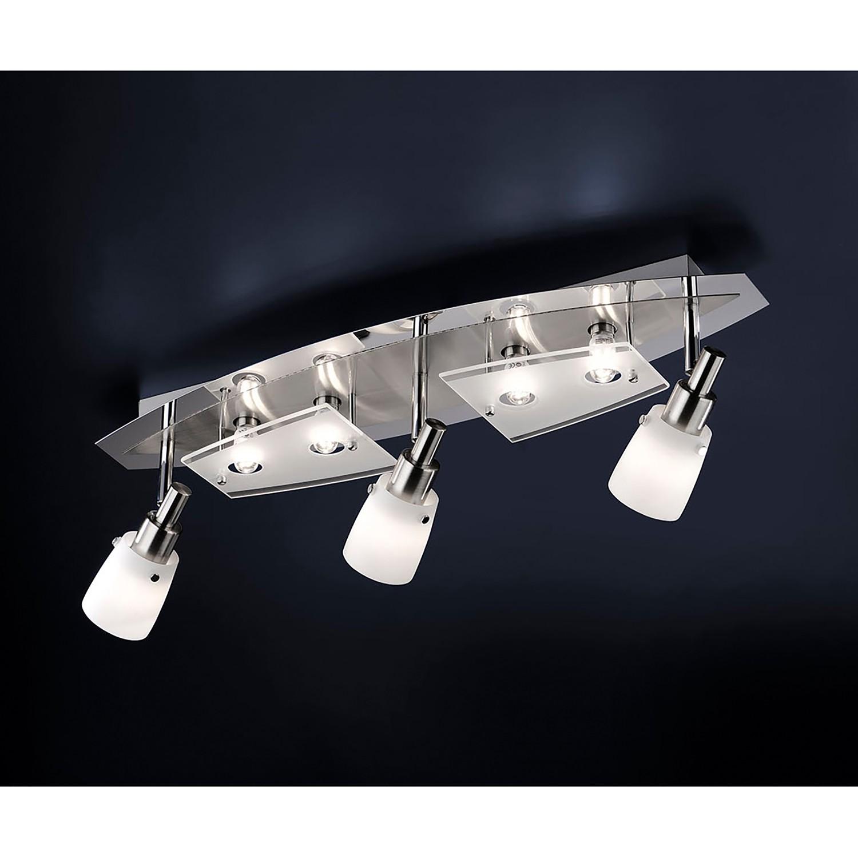 home24 LED-Deckenleuchte Hara