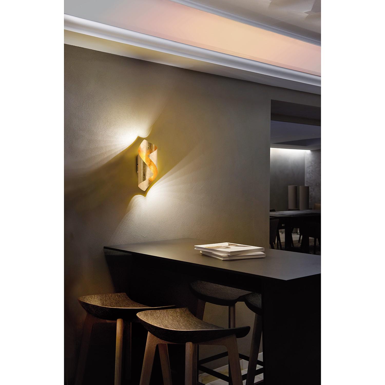 home24 LED-Wandleuchte Nevis