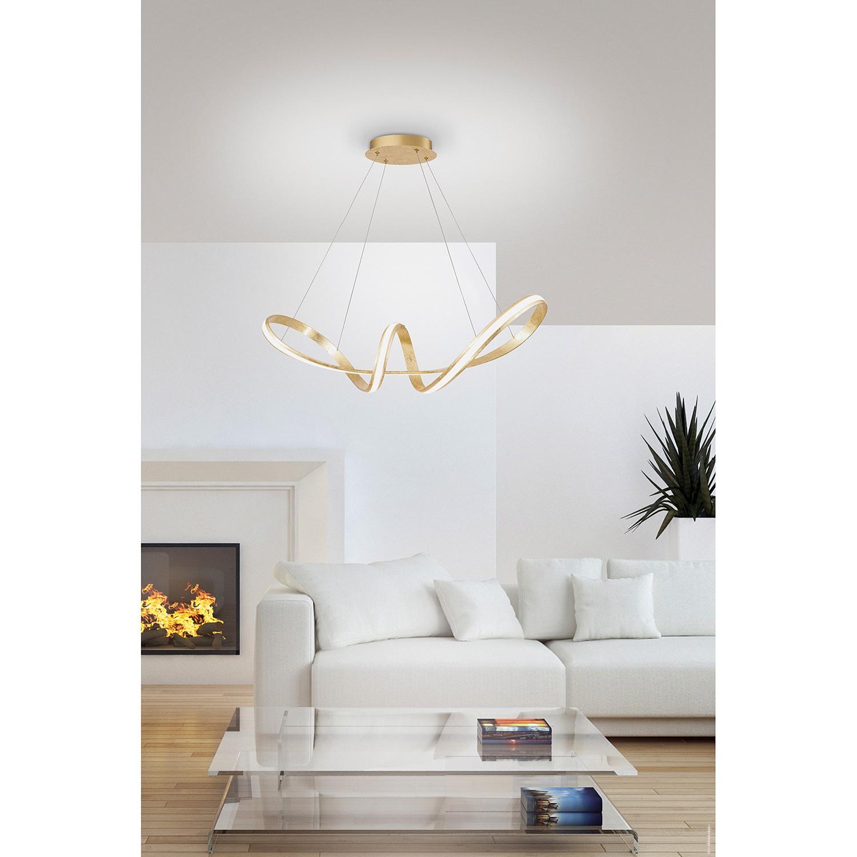 home24 LED-Pendelleuchte Melinda I