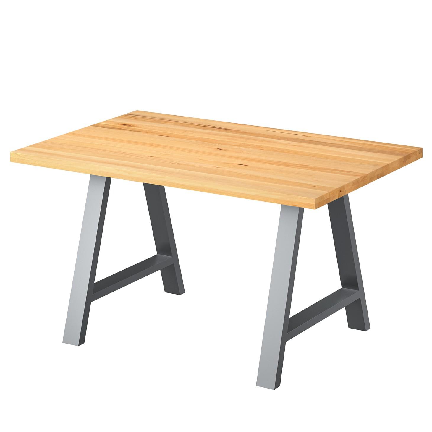 home24 Esstisch Woodha A   Küche und Esszimmer > Esstische und Küchentische   Beige   ars manufacti