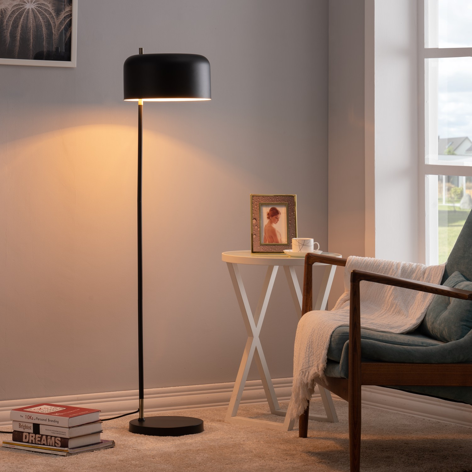 Lampadaire Norby