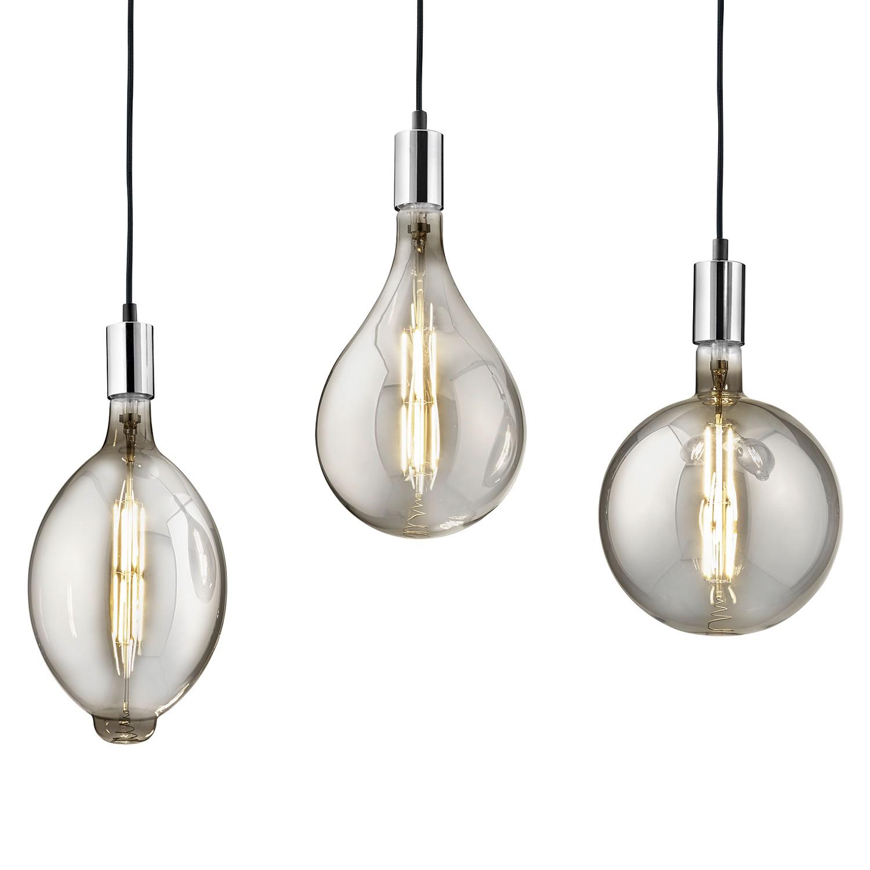 home24 LED-Pendelleuchte Ginster II