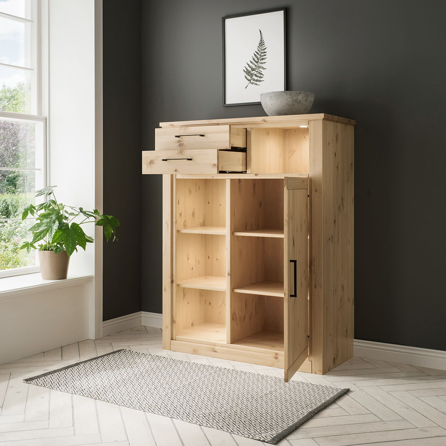 home24 Highboard Soyen III