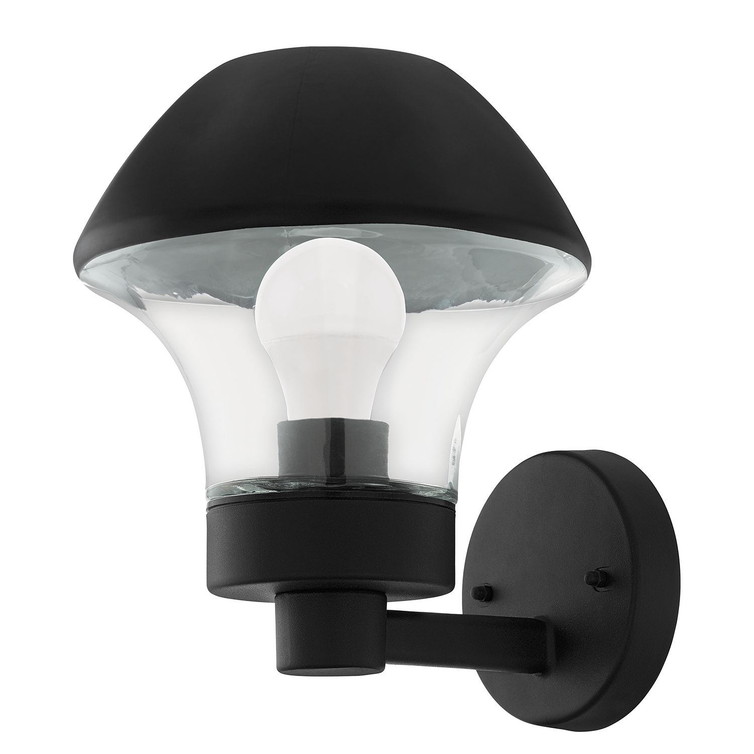 home24 LED-Wandleuchte Verlucca