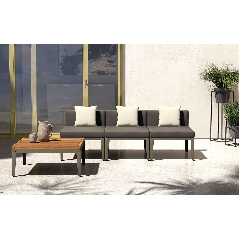 Canapé de jardin Kea II (4 éléments)