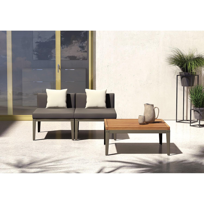 Canapé de jardin Kea II (3 éléments)