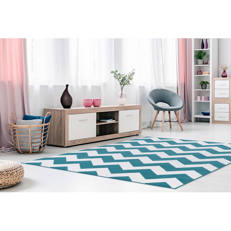 home24 Kurzflorteppich Manolya 2095