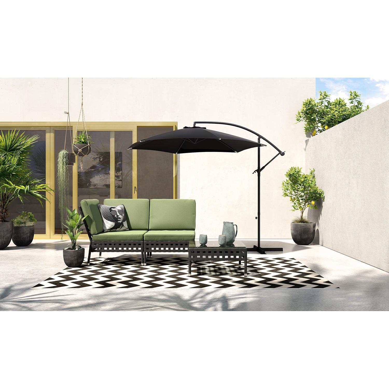 Canapé de jardin Akona I (2 éléments)