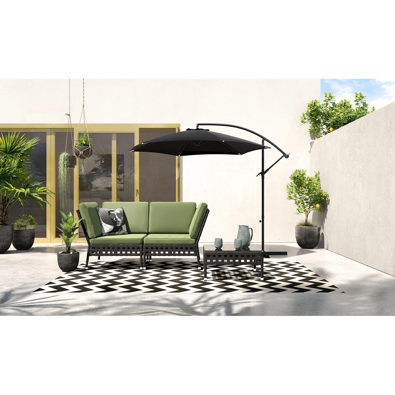 Canapé de jardin Akona II (2 éléments)