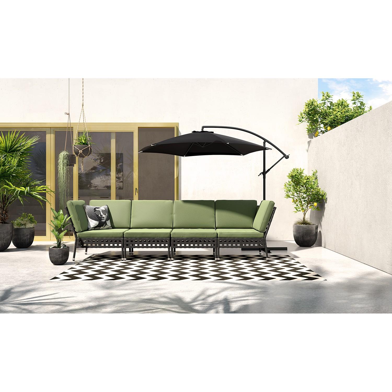 Canapé de jardin Akona (4 éléments)