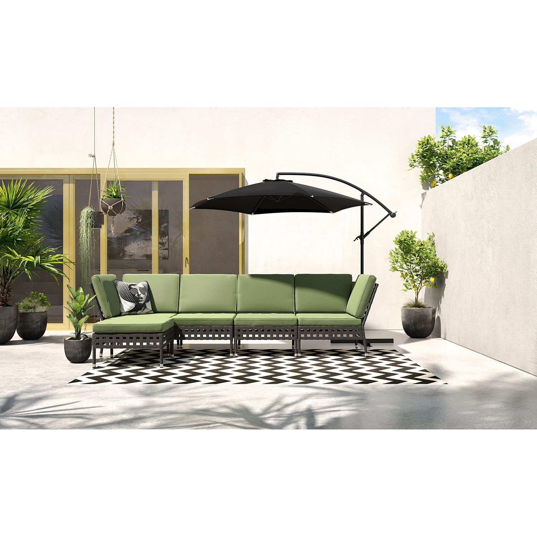 Canapé de jardin Akona (5 éléments)