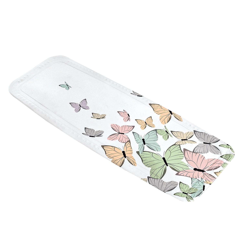 home24 Wanneneinlage Butterflies | Bad > Badewannen & Whirlpools | Weiss | Kleine Wolke