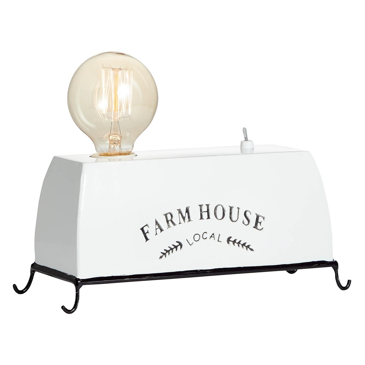 home24 Tischleuchte Farm Life I
