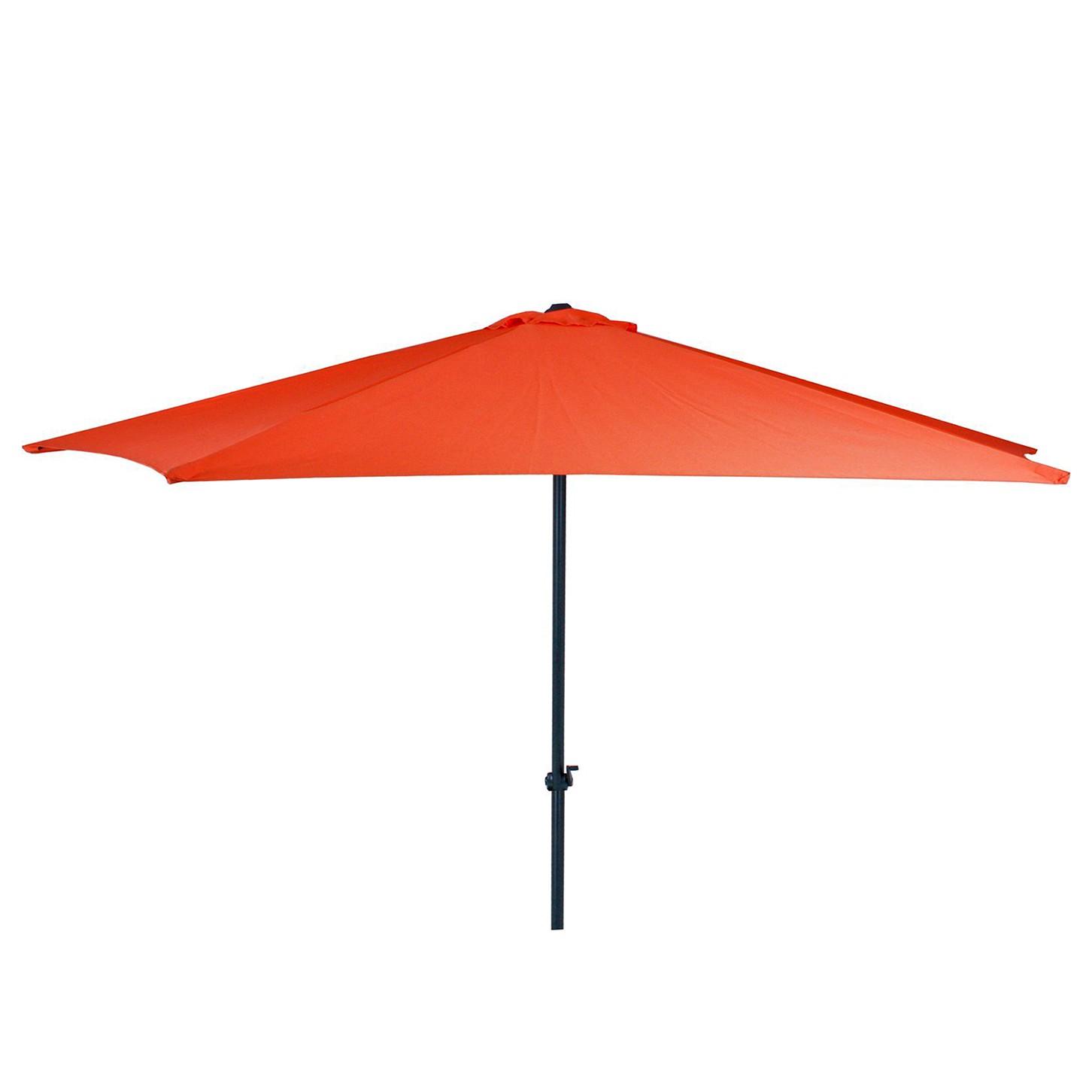 home24 Sonnenschirm Rivadavia | Garten | Orange | Garden Pleasure
