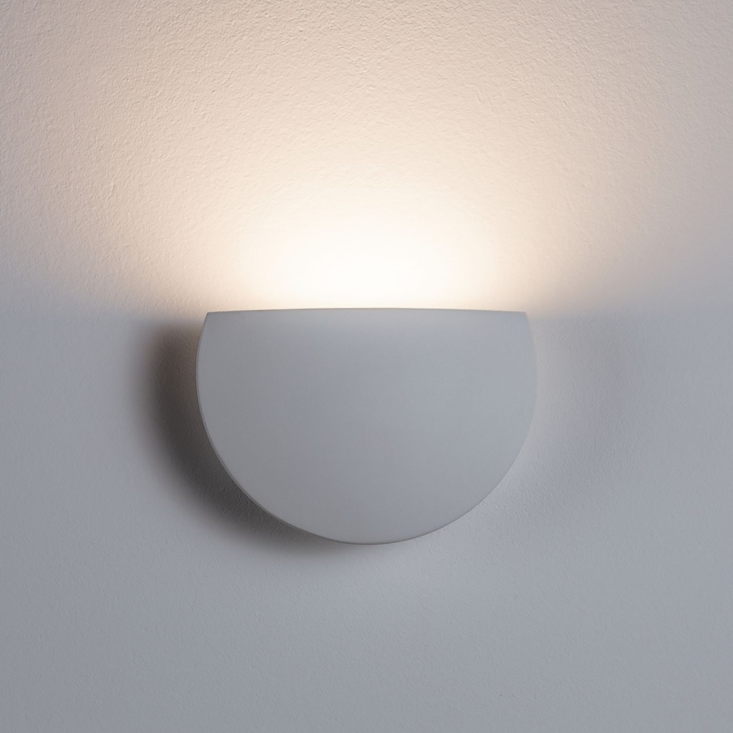 home24 LED-Wandleuchte Tulip