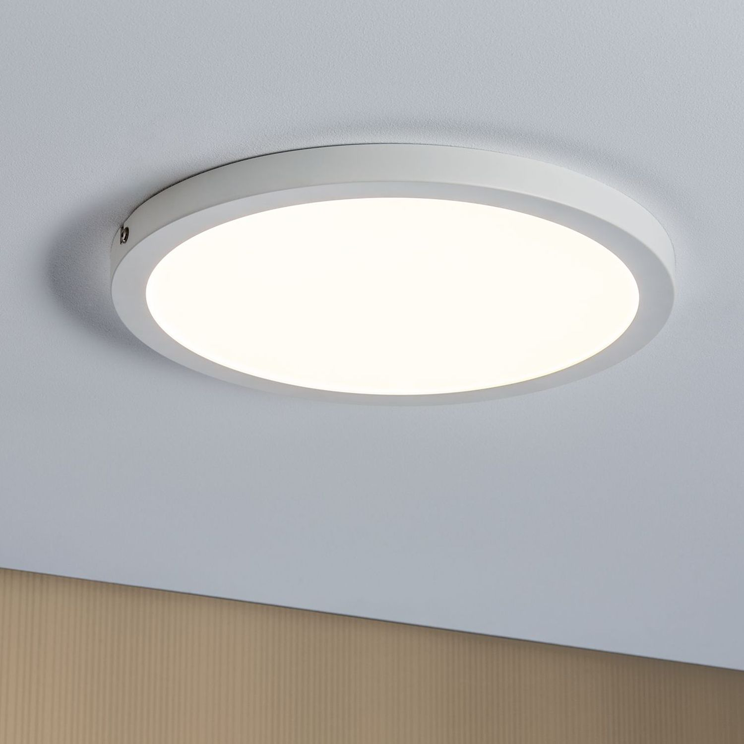 home24 LED-Deckenleuchte Panel VI