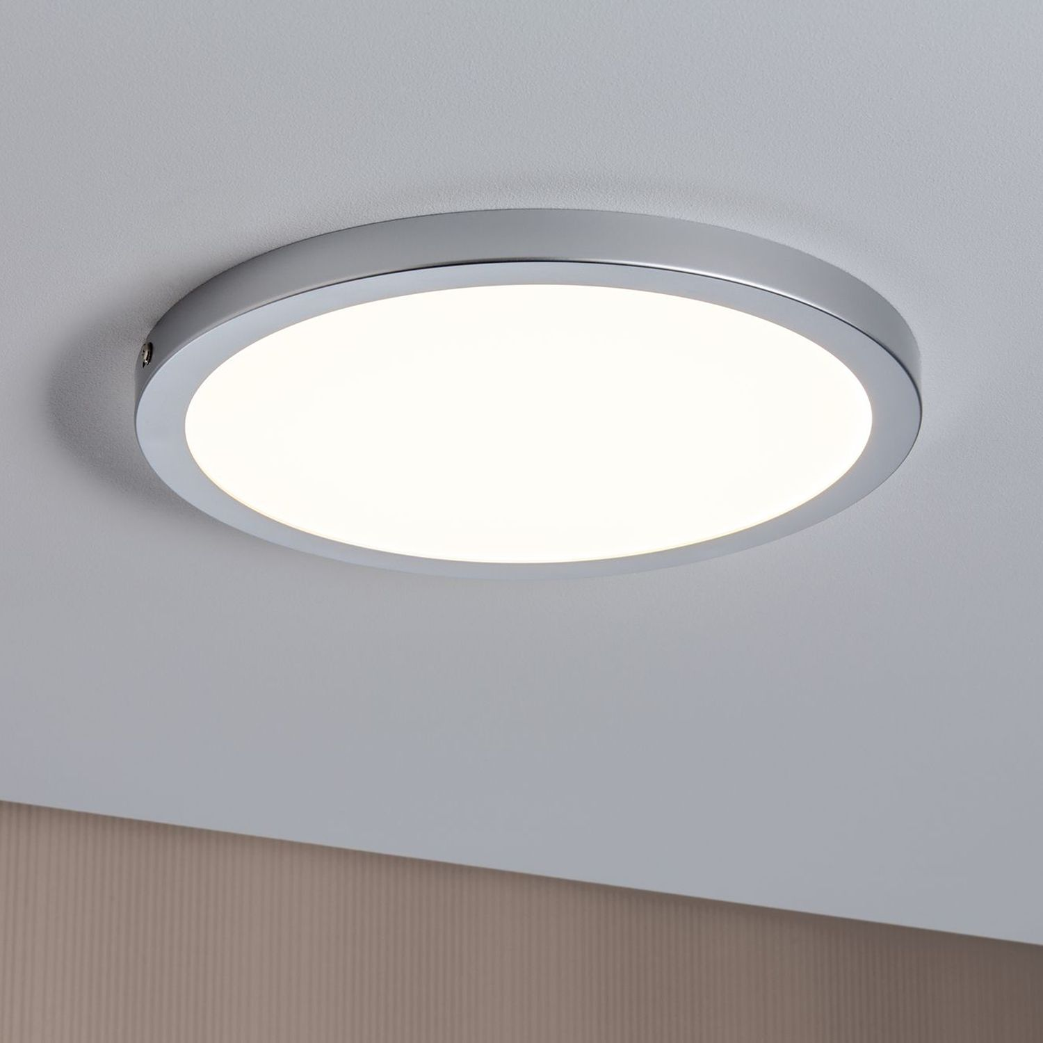 home24 LED-Deckenleuchte Panel II
