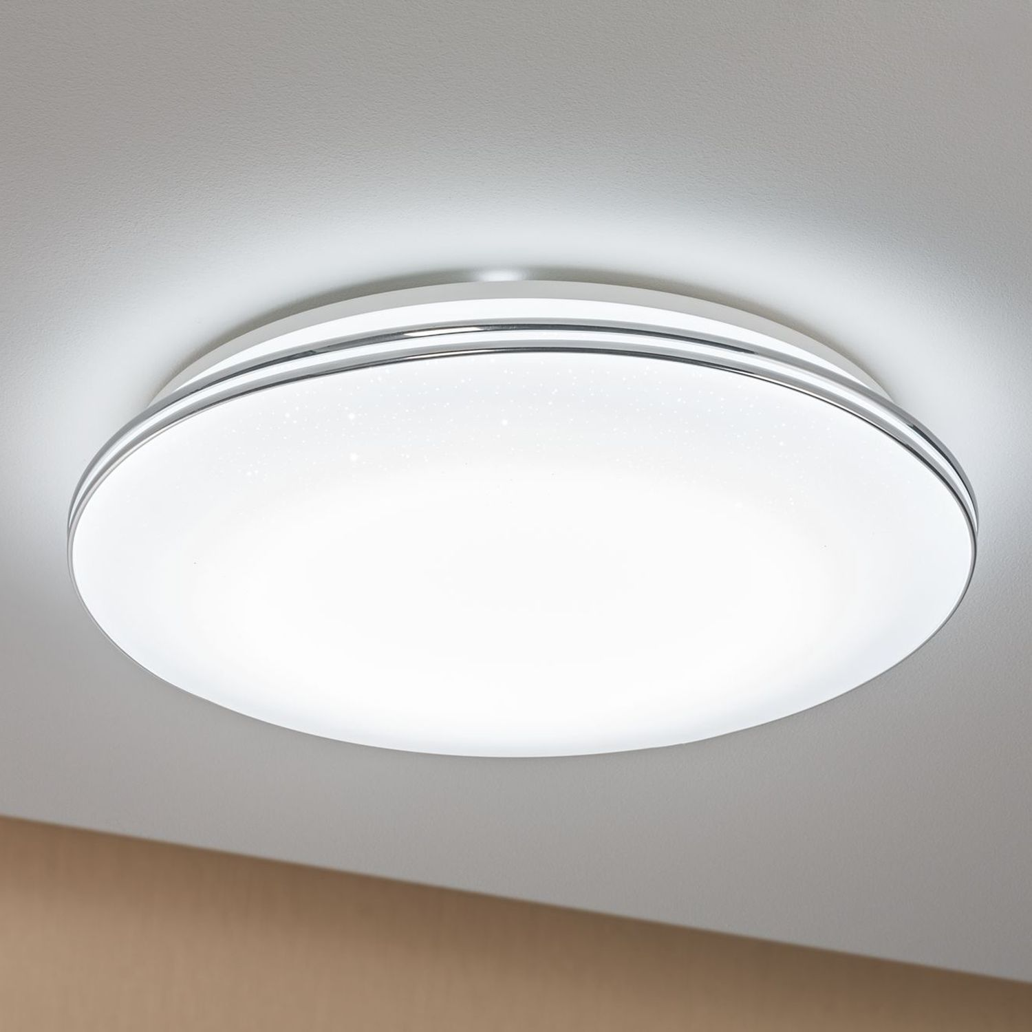 home24 LED-Deckenleuchte Costella III