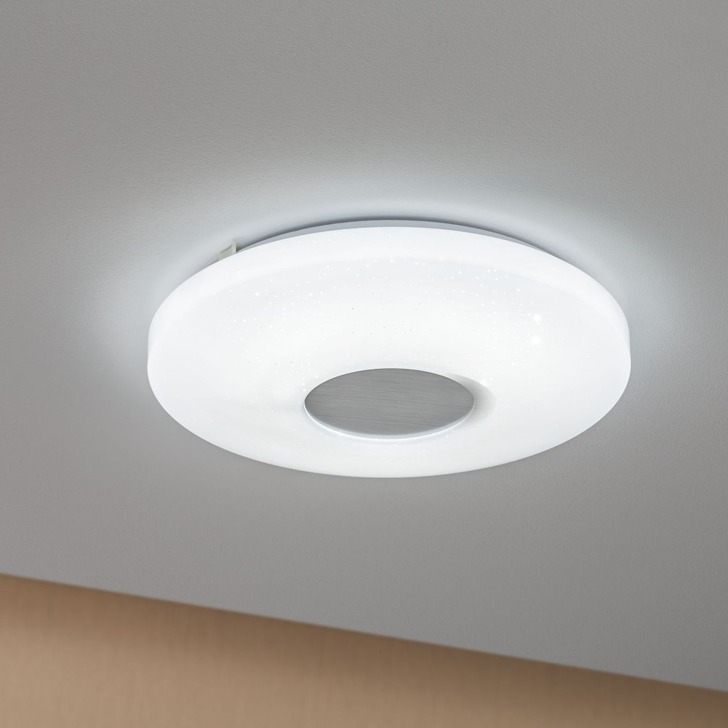 home24 LED-Deckenleuchte Costella I