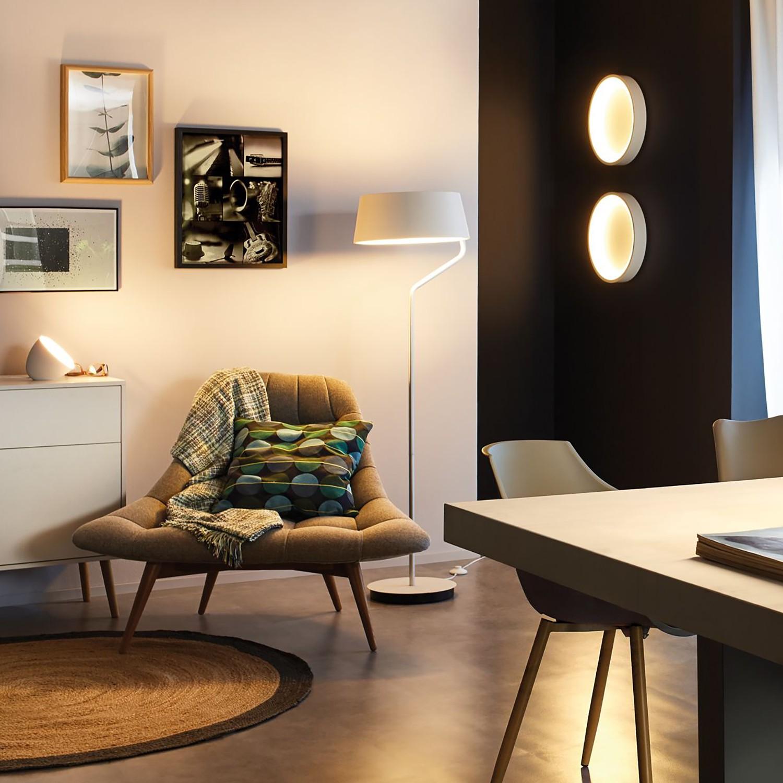 home24 LED-Stehleuchte Belaja I