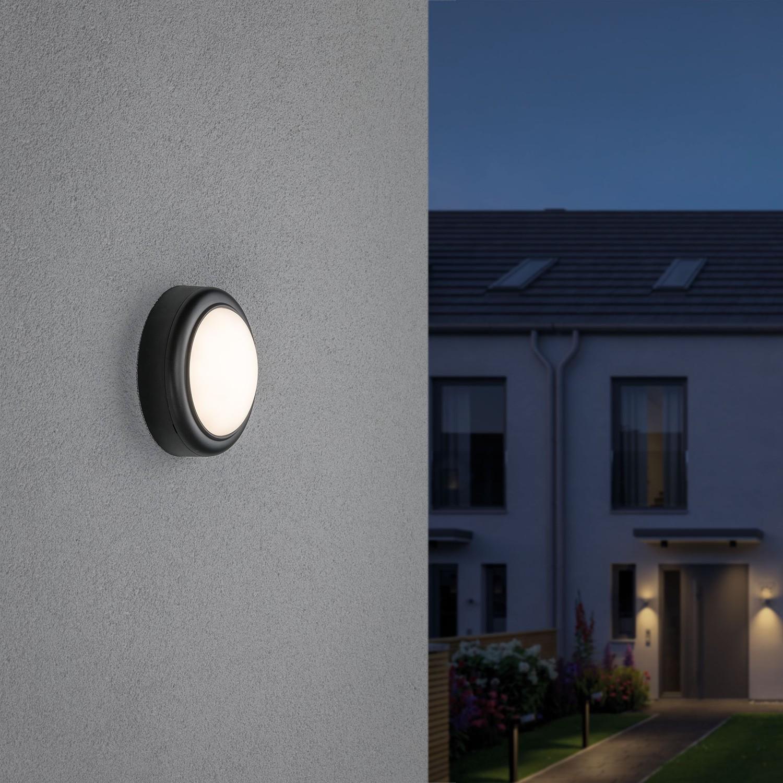 home24 LED-Wandleuchte Calama I