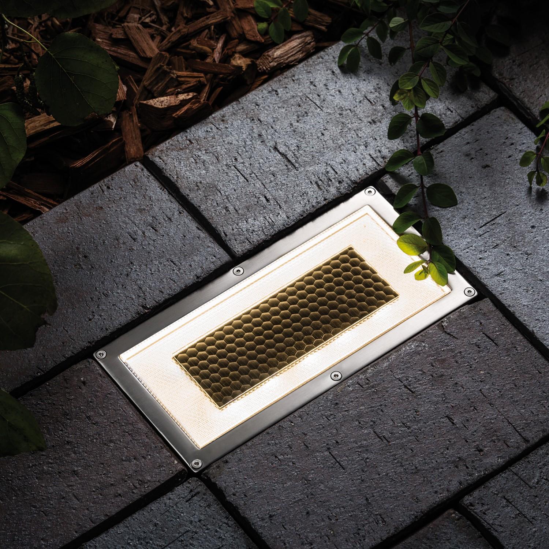 LED-Wegeleuchte Solar Box, Paulmann