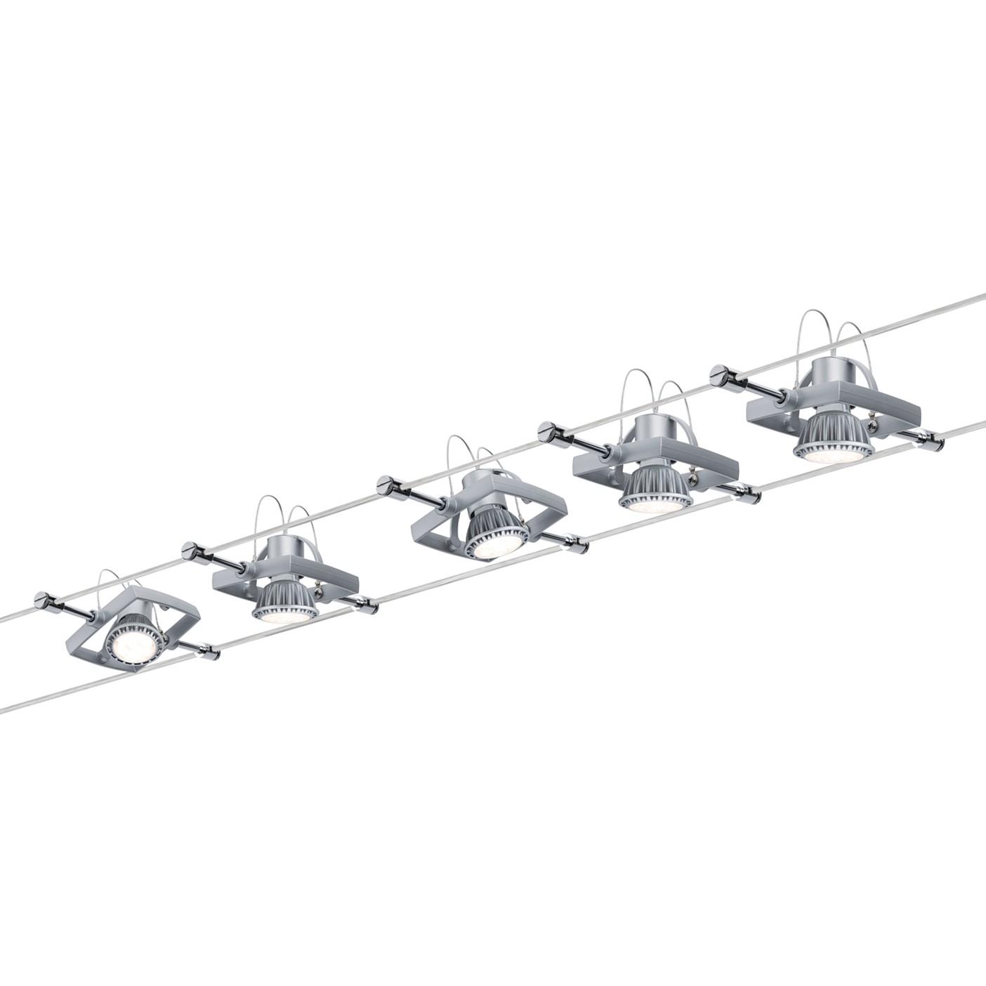 home24 Seilsystem Mac   Lampen > Strahler und Systeme > Seilsysteme