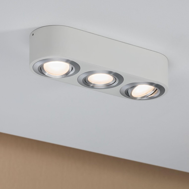 home24 LED-Deckenleuchte Argun II