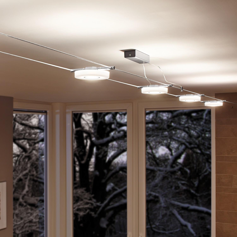 LED-Seilsystem Disc I