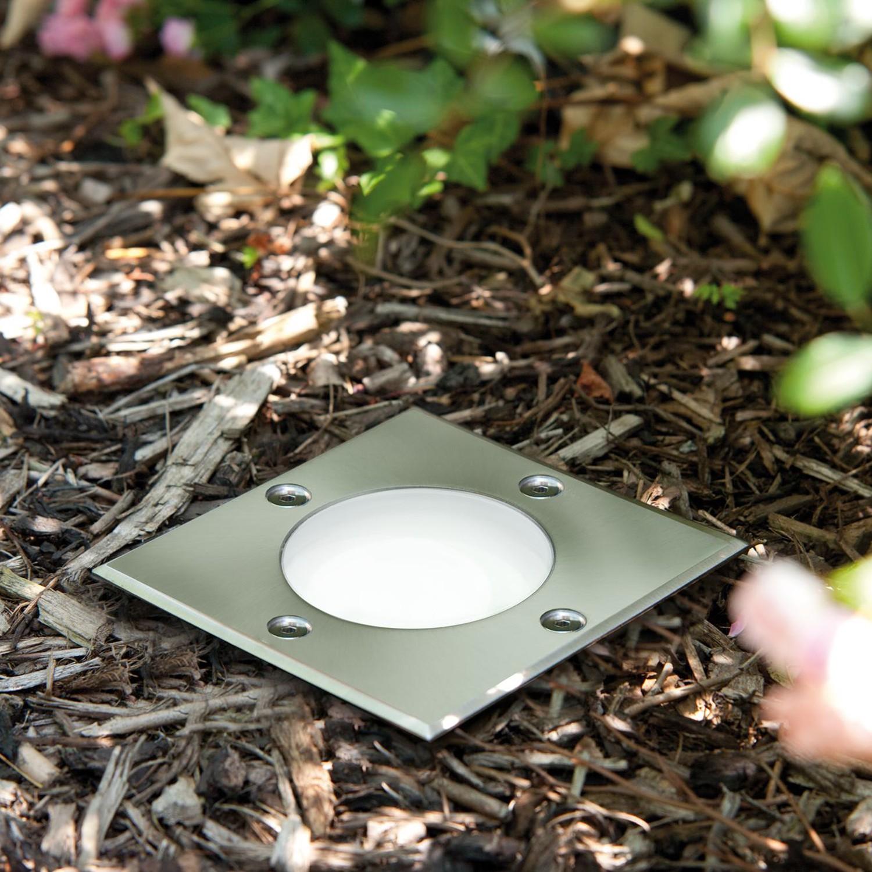 home24 LED-Einbauleuchte Theux II | Lampen > Strahler und Systeme > Möbelaufbaustrahler