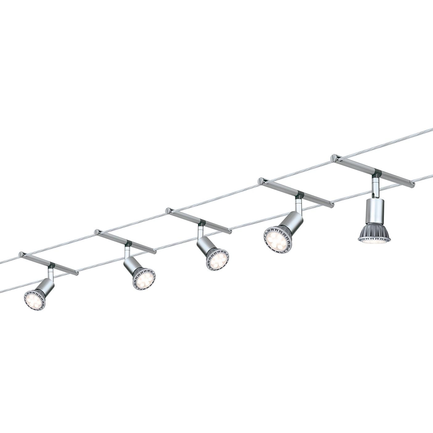 home24 Seilsystem Salt   Lampen > Strahler und Systeme > Seilsysteme
