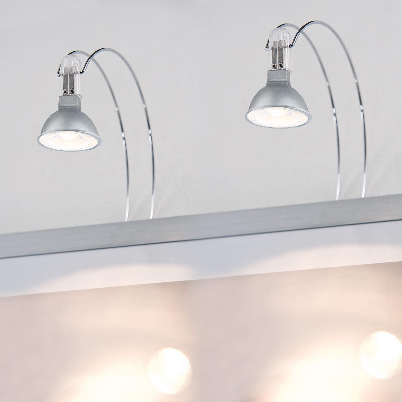 home24 LED-Wandleuchte Galeria