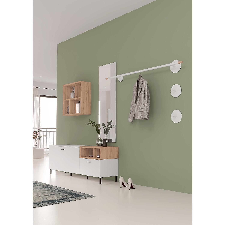 home24 Garderobenset Coruna (4-teilig) | Flur & Diele > Garderoben | Schoener Wohnen Kollektion