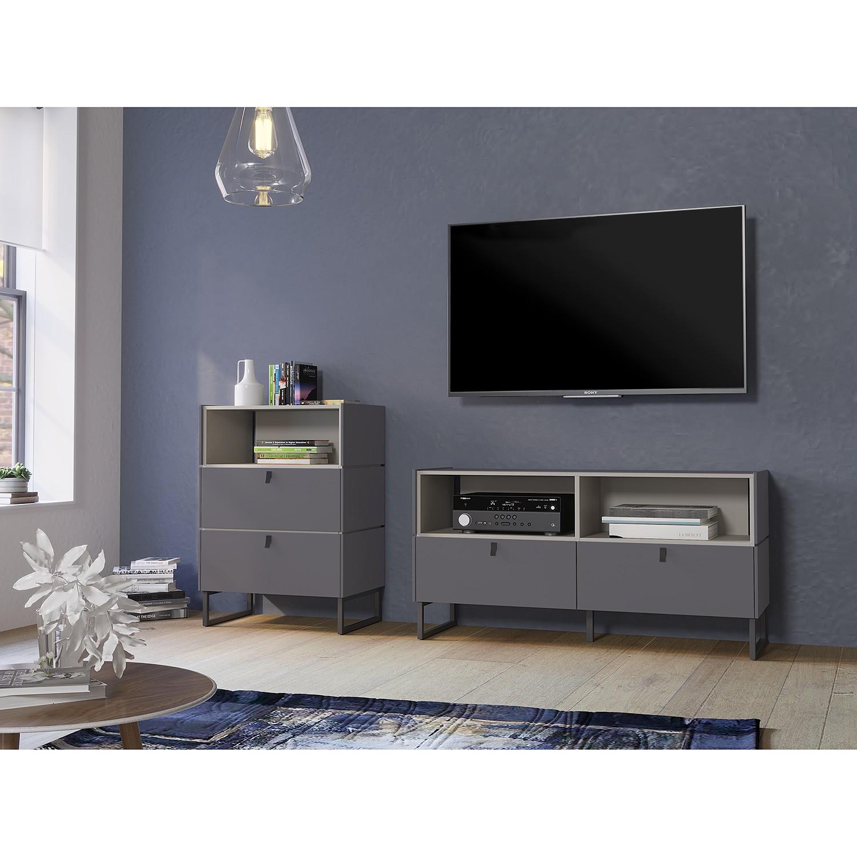 Ensemble meubles TV Mamiko III (2 élém.)