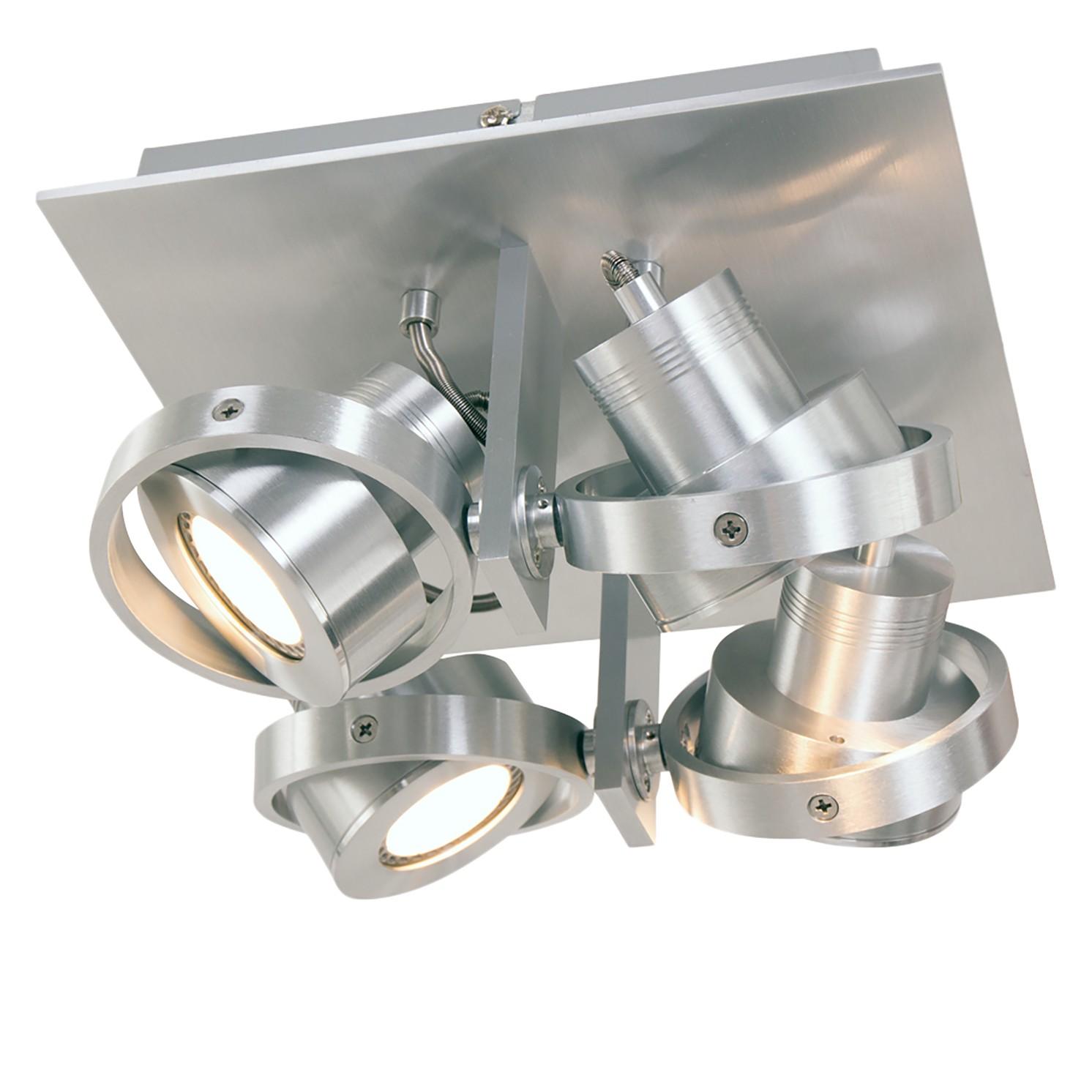 Plafonnier LED Quatro II