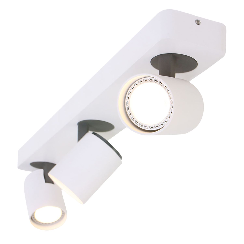 home24 LED-Deckenleuchte Mexlite I