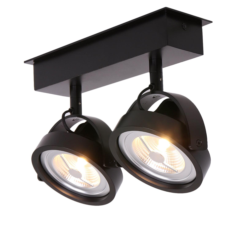 home24 LED-Deckenleuchte Mexlite II
