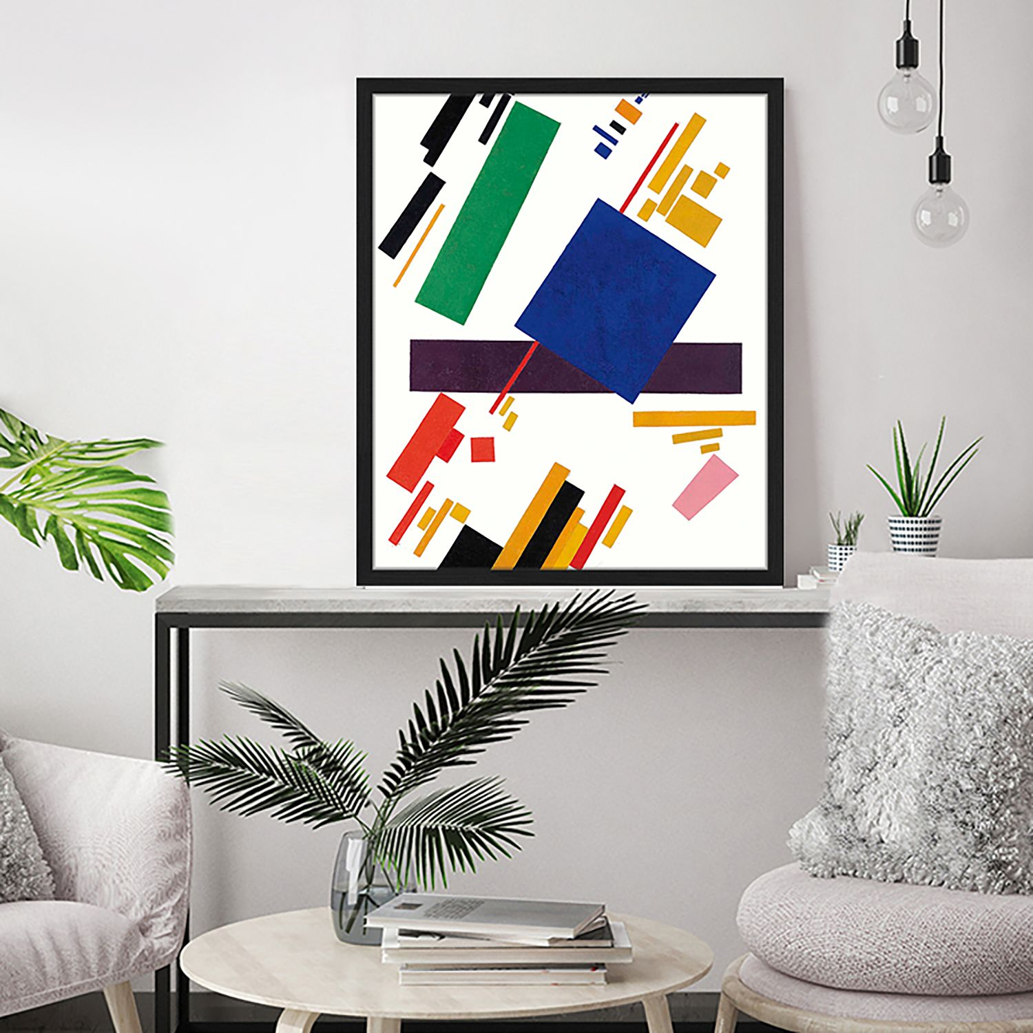 Bild Geometric Abstract, Any Image