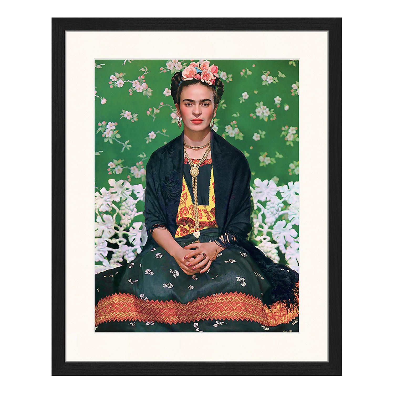 Tableau déco Frida Kahlo en Vogue Acheter | home24