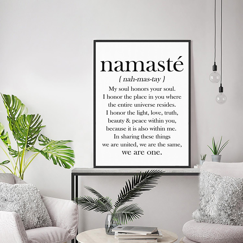 Bild Namasté, Any Image
