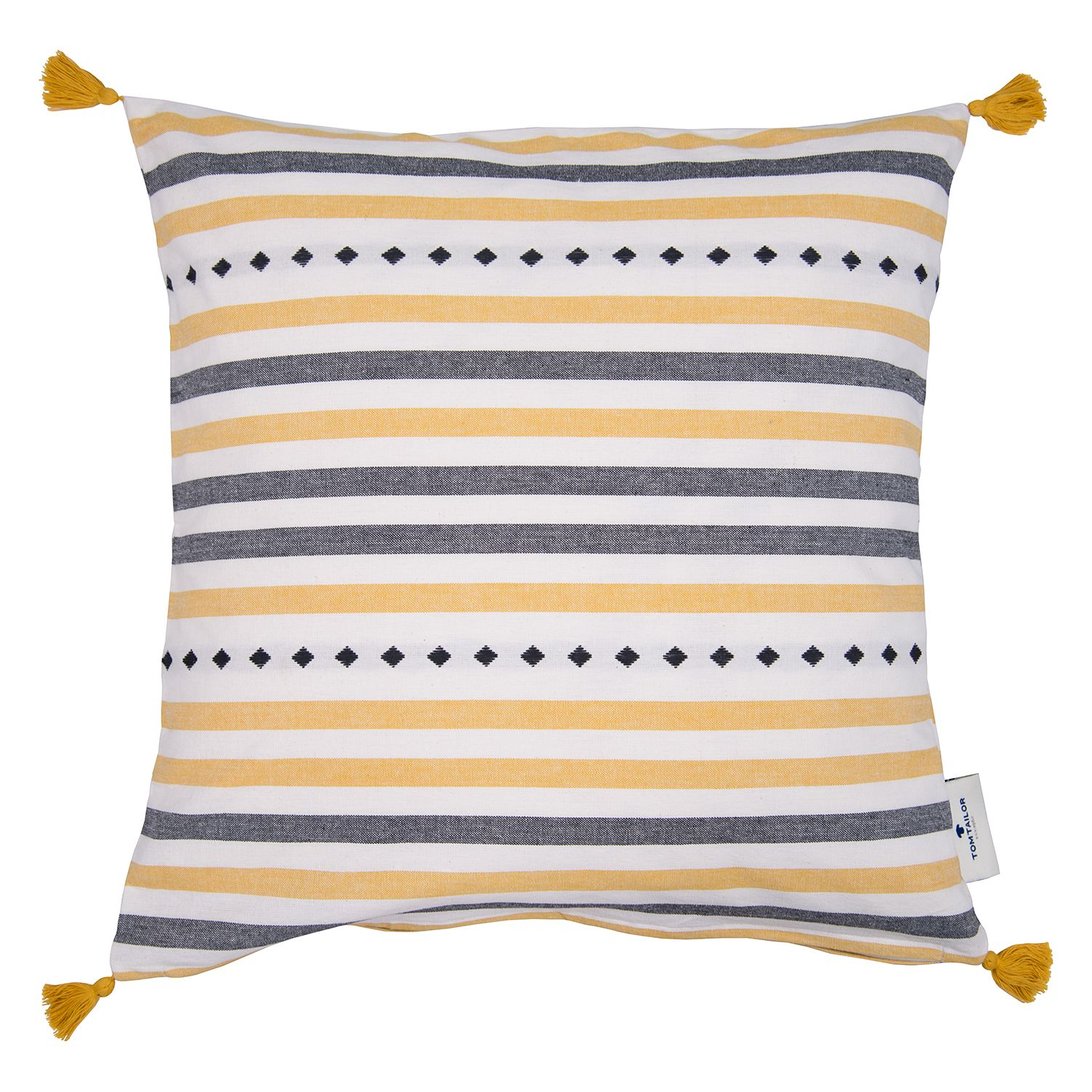 home24 Kissenbezug T-Boho Stripes
