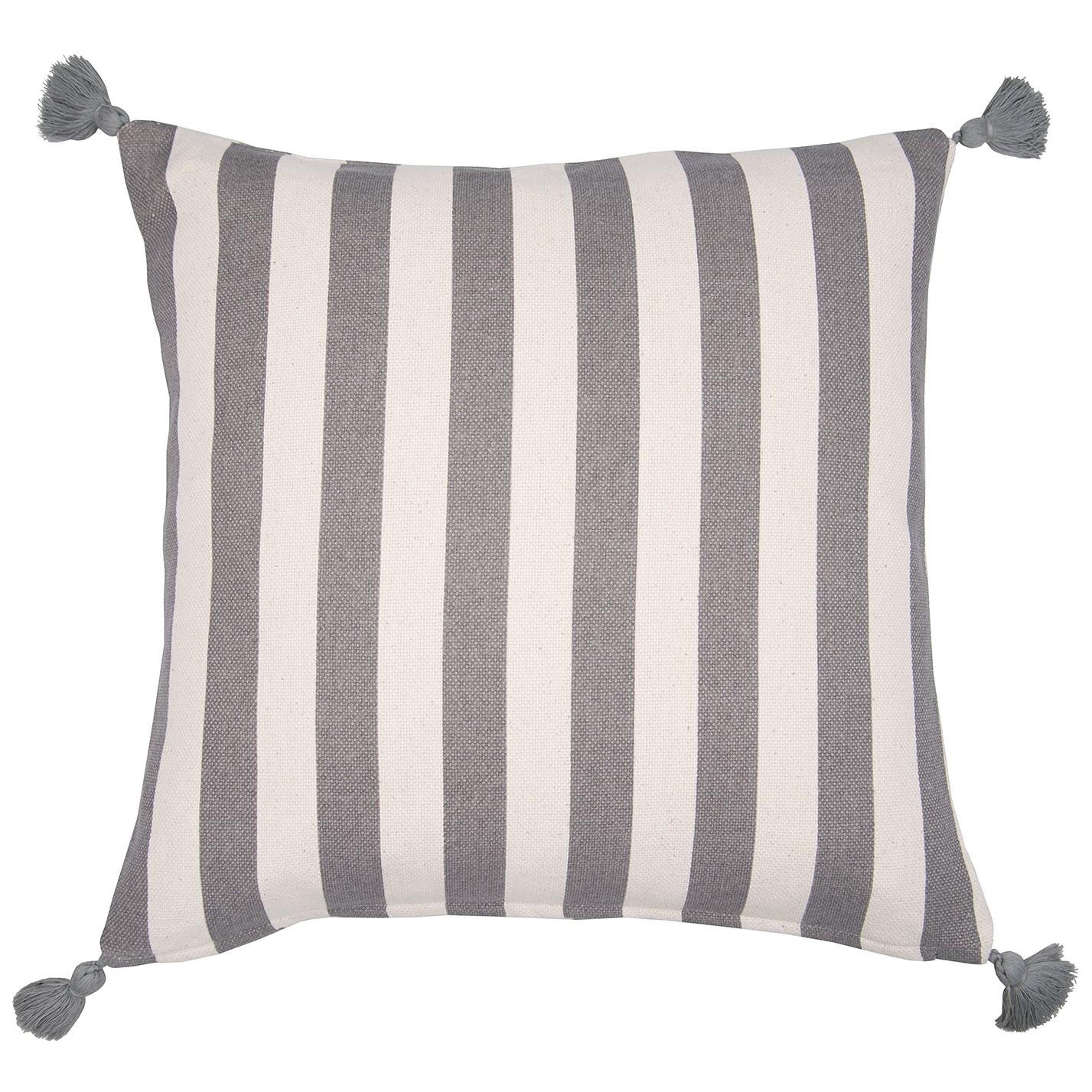 home24 Kissenhuelle T-Rustic Stripes