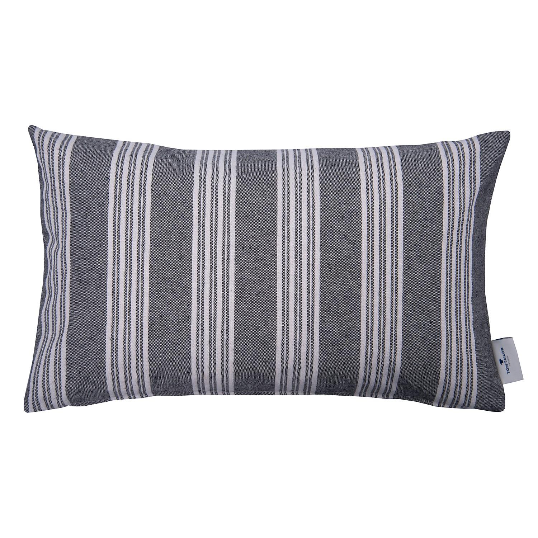 home24 Kissenbezug T-Denim Stripes