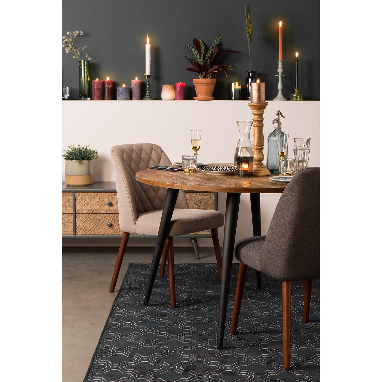 home24 Esszimmerstuhl Benowa (2er Set) | Küche und Esszimmer > Stühle und Hocker > Esszimmerstühle | Norrwood