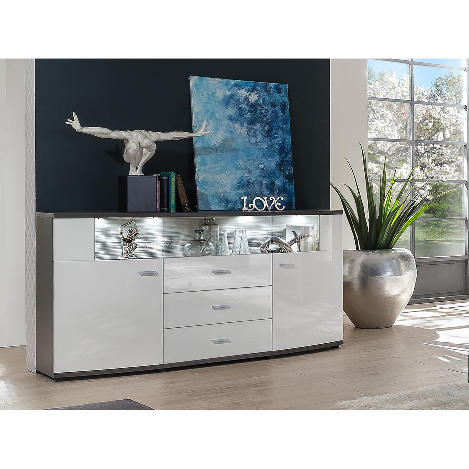 home24 Sideboard Mury