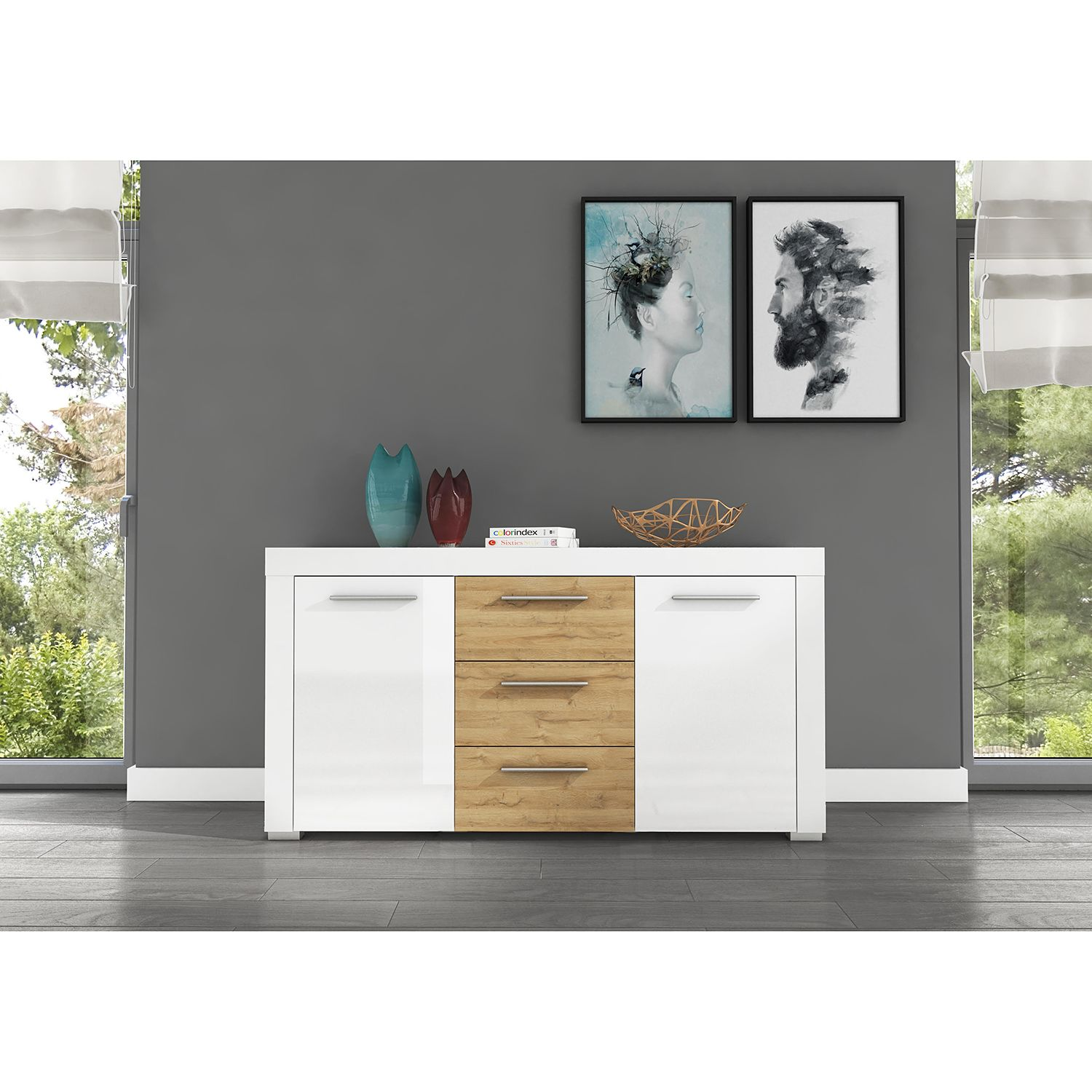 home24 Sideboard Cambui