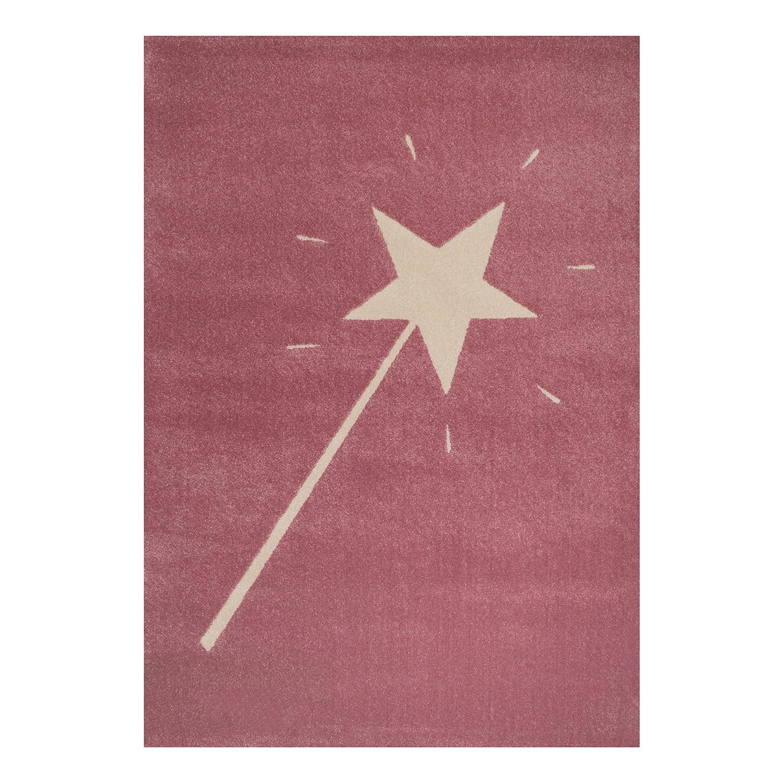 home24 Kinderteppich Magic Stick | Kinderzimmer > Textilien für Kinder | Pink | Textil | Zala Living