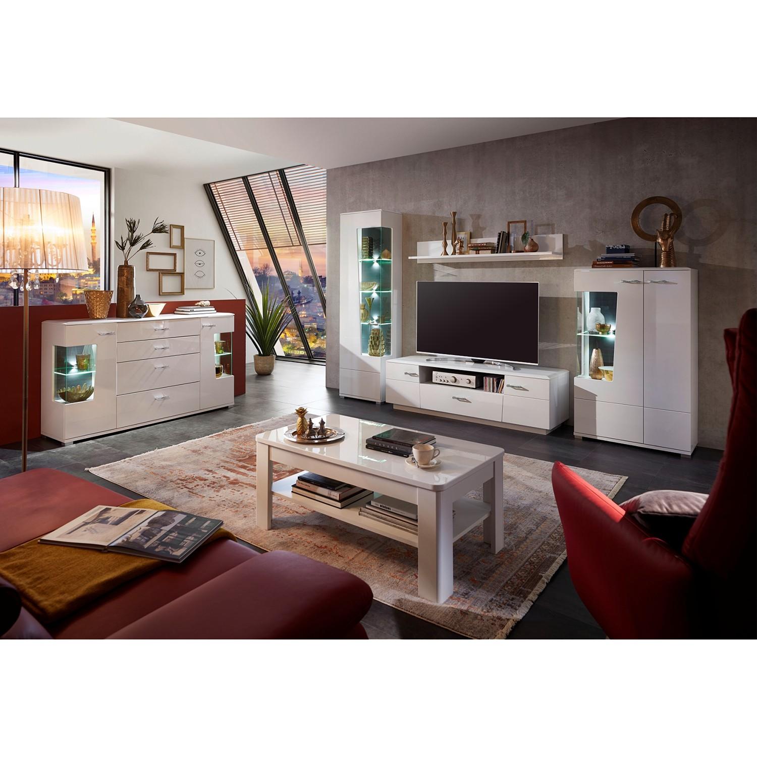 home24 TV-Lowboard Cabarita II