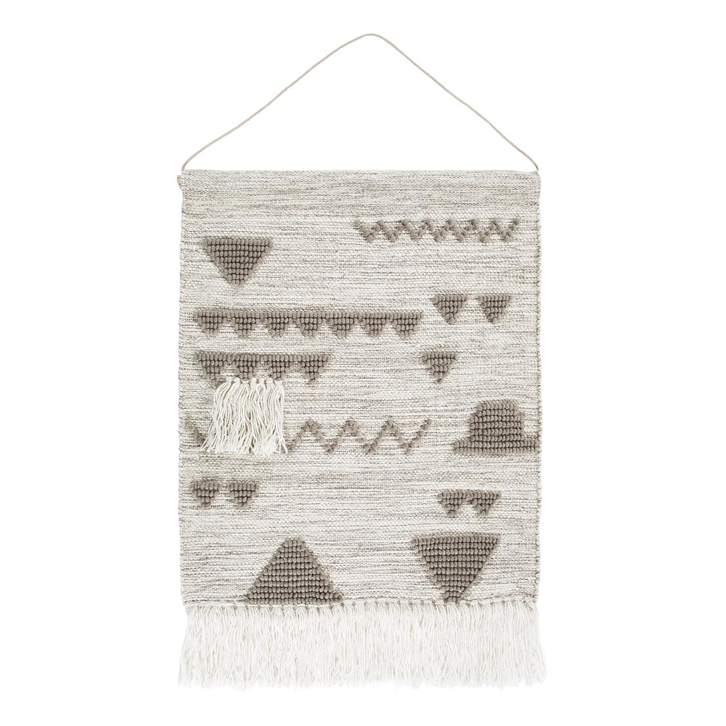 home24 Wandteppich Skagen II   Heimtextilien > Teppiche > Wandteppich   Beige   Textil   Luxor living